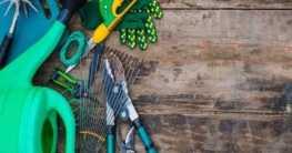 Gartengeräte für die richtige Gartenpflege