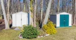 Gartenhäuser als Bausatz kaufen und selbst errichten