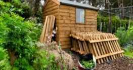 Gartenhäuser - Einführung