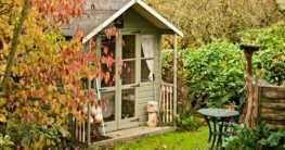 Nutzungszwecke von Gartenhäusern im Überblick