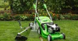 Gartenmaschinen