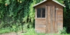 Der Holzschuppen als Gartenhaus